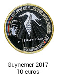 Patch rond Guynemer 2017 - 10 euros